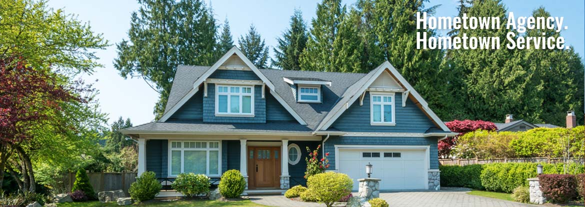 Newer Single Family Home - Homeowners Insurance