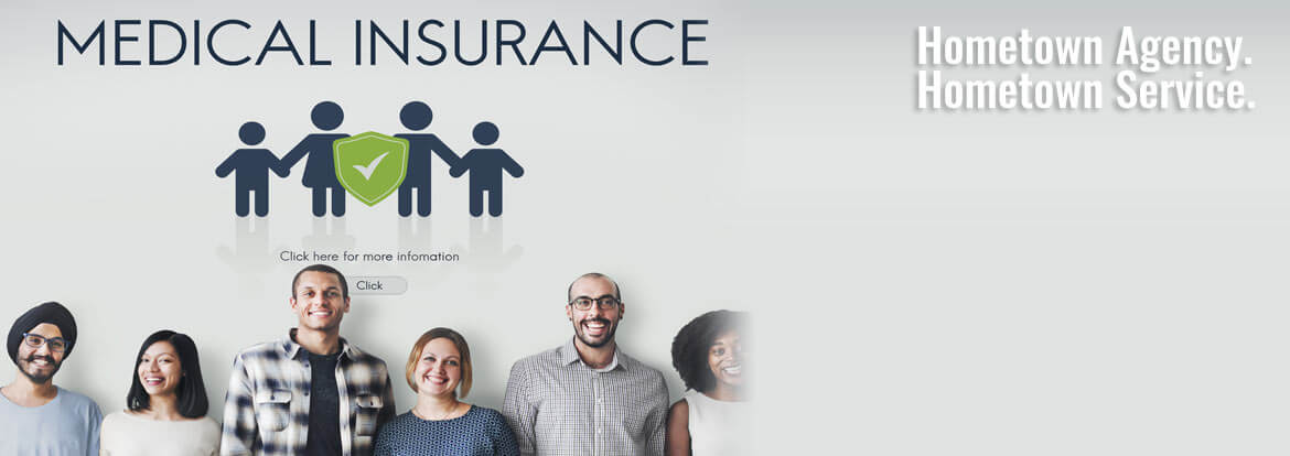 Diverse Group of People - Medical Insurance